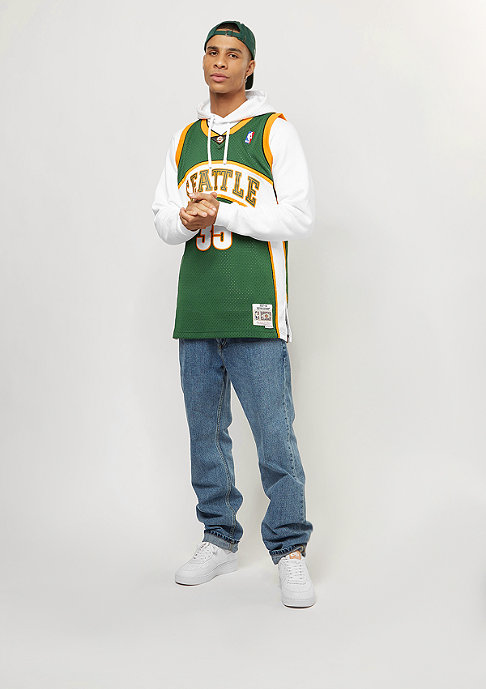 Mitchell & Ness Kevin Durant Swingman green/white