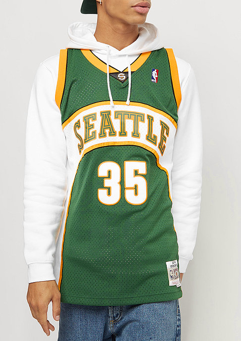 Mitchell & Ness NBA Seattle Supersonics Kevin Durant Swingman green/white