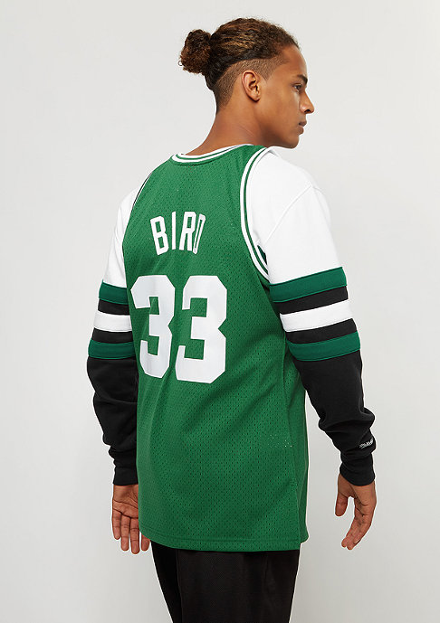 Mitchell & Ness Larry Bird Swingman green/white
