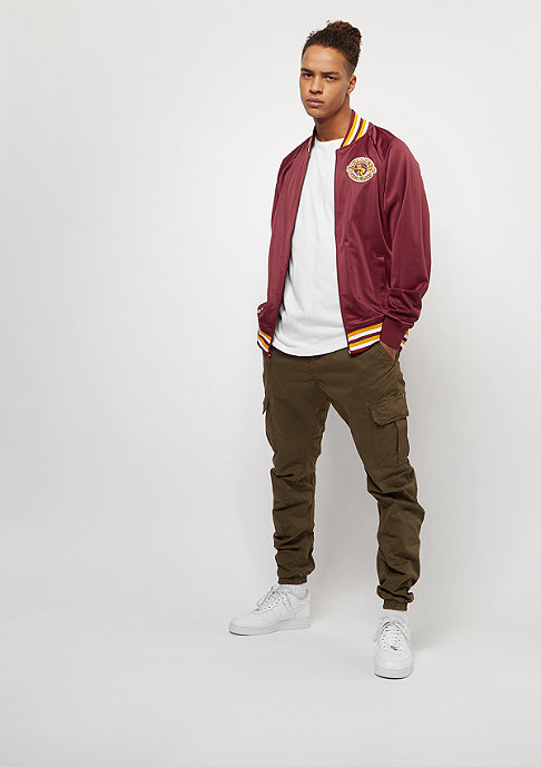 Mitchell & Ness NBA Top Prospect Cleveland Cavaliers burgundy