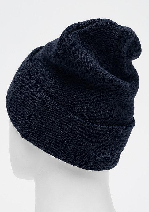 Mitchell & Ness Patch Cuff Knit navy