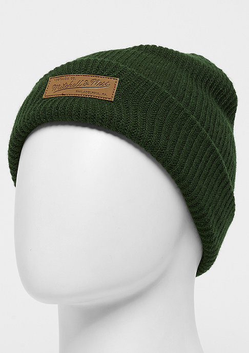 Mitchell & Ness Philly Knit rifle green