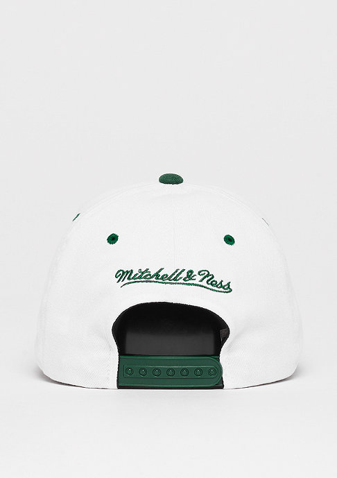 Mitchell & Ness The White Crown Team Logo 110 NBA Seattle Supersonics white