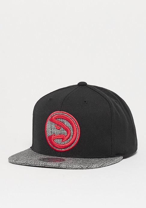 Mitchell & Ness Woven TC NBA Atlanta Hawks black/grey