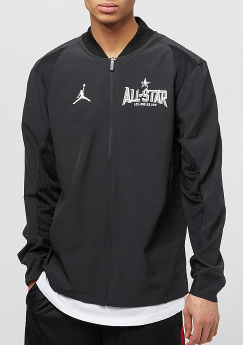NIKE Basketball NBA All Star Weekend black/white
