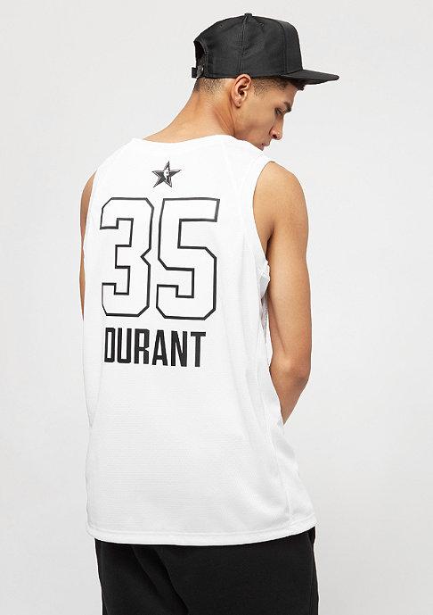 JORDAN NBA All Star Weekend Jerseys Kevin Durant Swingman white