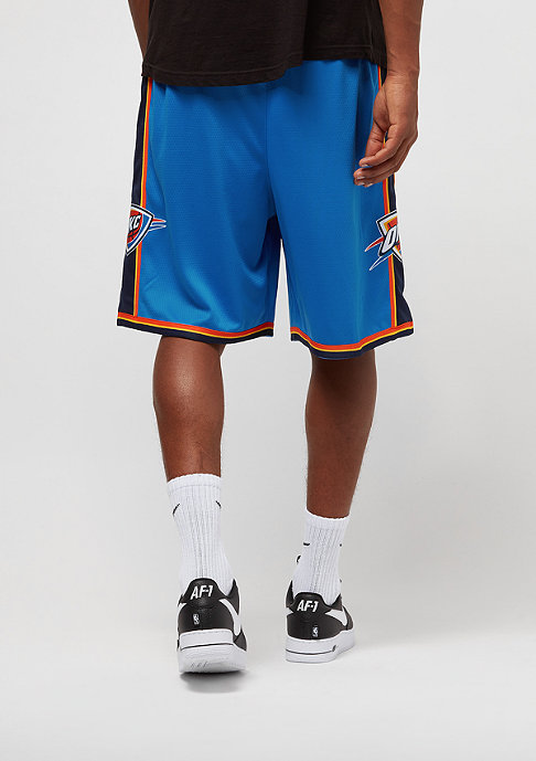 NIKE NBA Oklahoma City Thunder Short signal blue/college navy