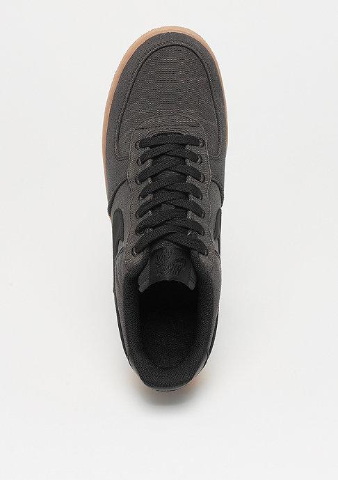 NIKE Air Force 1 '07 LV8 black/black/gum med brown