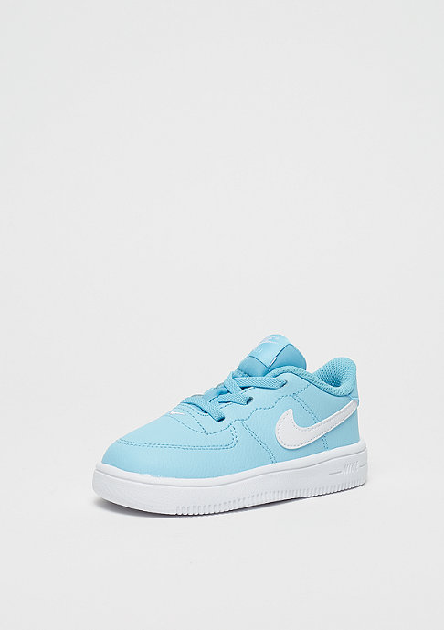 NIKE Air Force 1 '18 (TD) blue chill/white