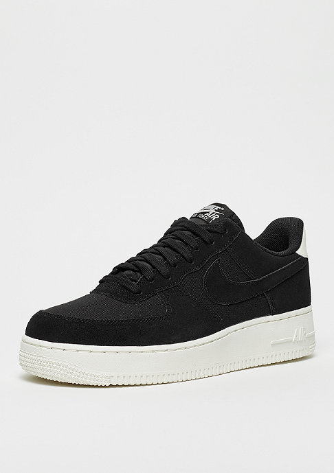 NIKE Air Force 1 '07 Suede black/black/sail
