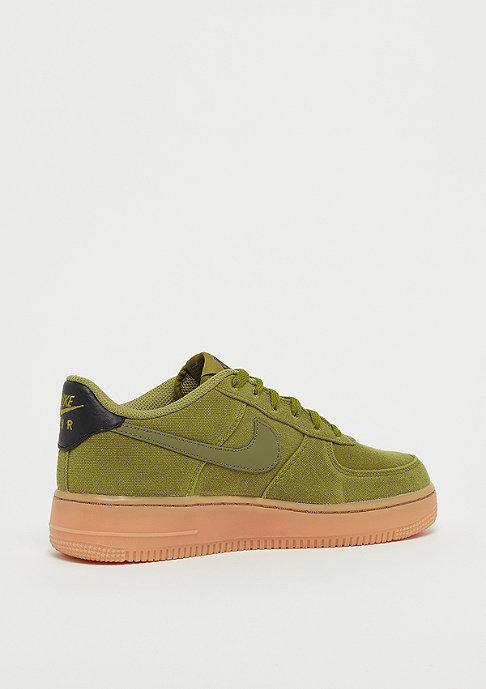 NIKE Air Force 1 LV8 (GS) camper green/camper green/gum med brown