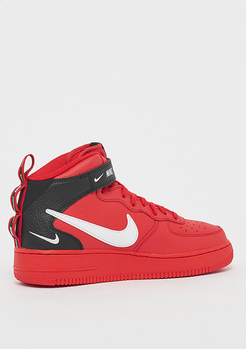 NIKE Air Force 1 Mid '07 LV8 Utility university red/white/black/yellow