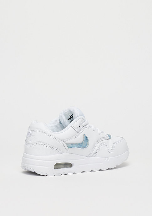 NIKE Air Max 1 (PS) white/roxal tint-white