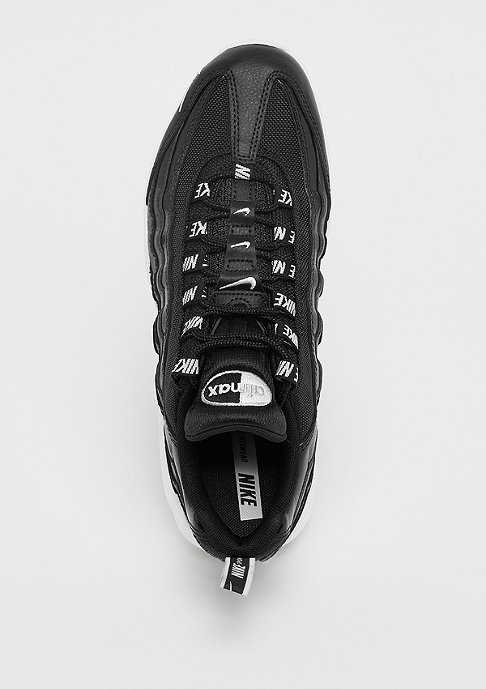 NIKE Air Max 95 Premium black/white/black