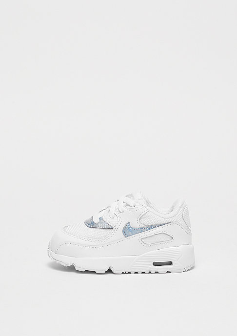 NIKE Air Max 90 (TD) white/royal tint-white