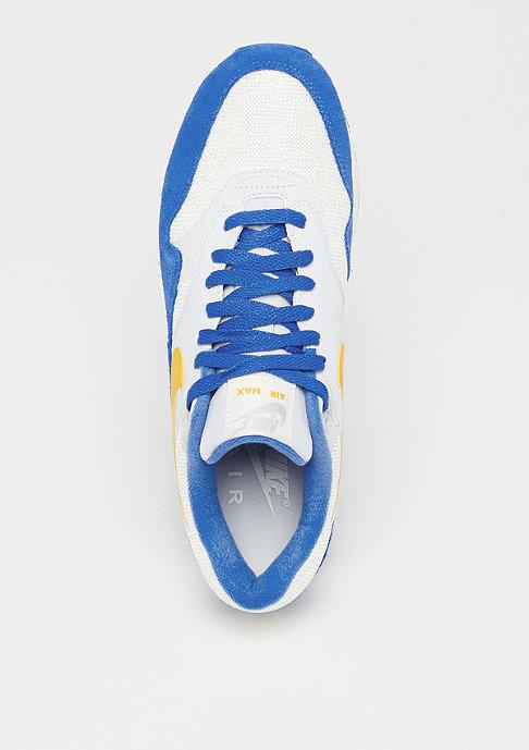 NIKE Air Max 1 sail/amarillo/pure platinum/signal blue
