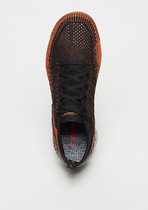 NIKE Air VaporMax Flyknit 2 desert orange/black/total orange