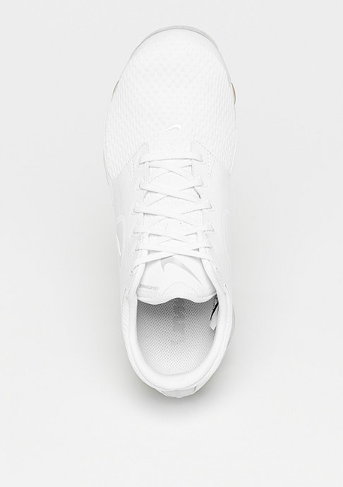 NIKE Air VaporMax white/white/metallic silver