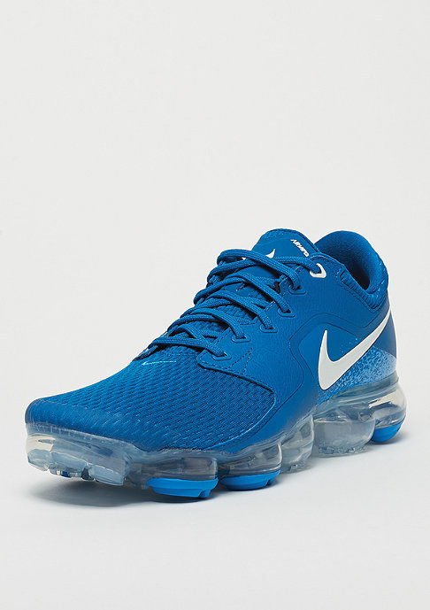 NIKE Air VaporMax military blue/sail/metallic silver