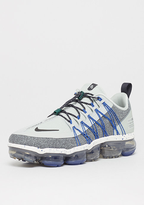 NIKE Air VaporMax Run Utility light silver/mtlc grey
