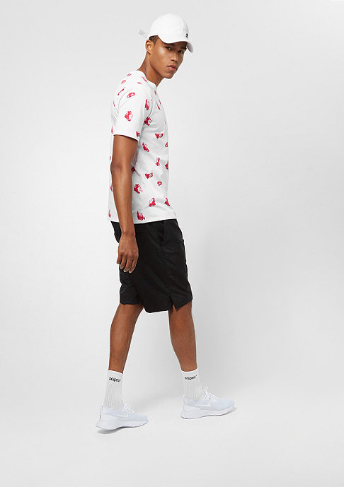 NIKE Boxes T-Shirt white