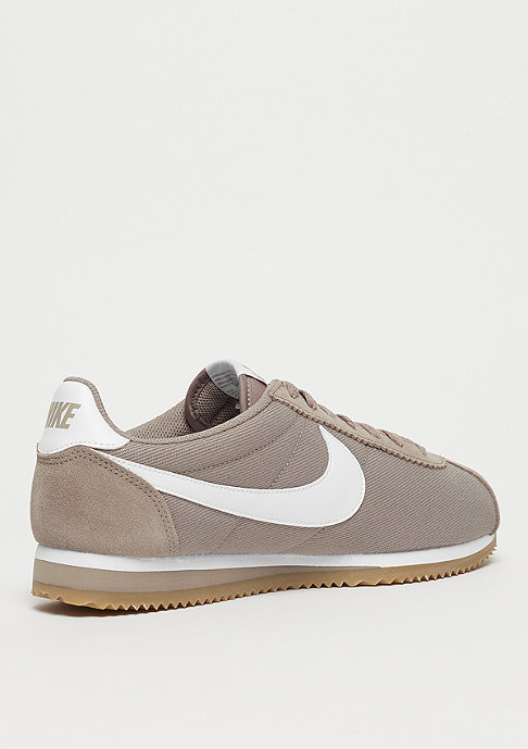 NIKE Classic Cortez Nylon sepia stone/white/gum light brown
