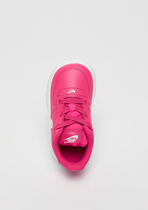 NIKE Force 1'18 (TD) rush pink/white
