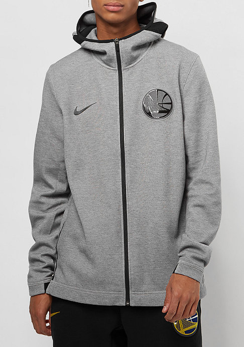 NIKE Hoodie Showtime NBA Golden State Warriors