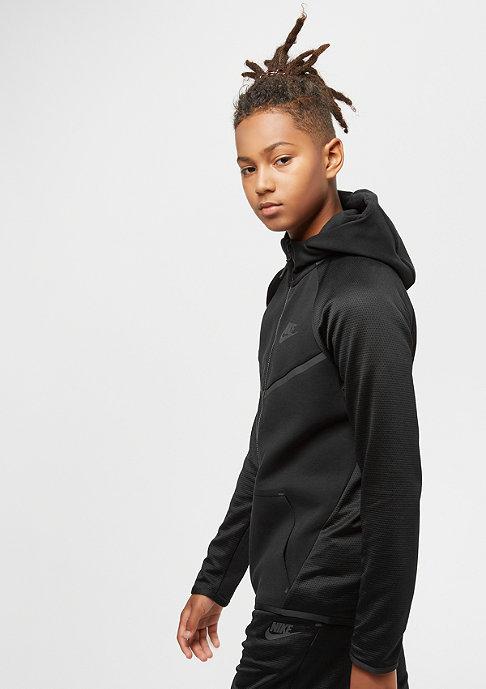NIKE Junior Tech Fleece black/anthracite
