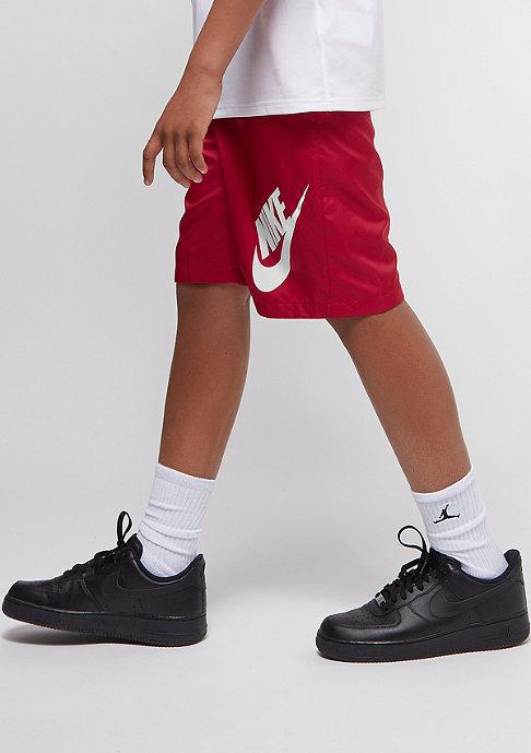 NIKE Junior NSW gym red/white