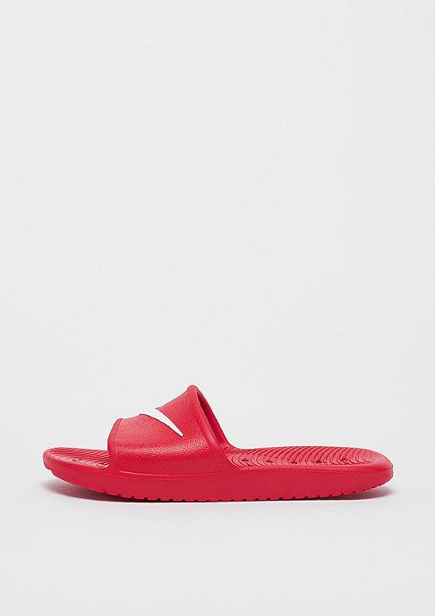 NIKE Kawa Shower (GS) university red/white