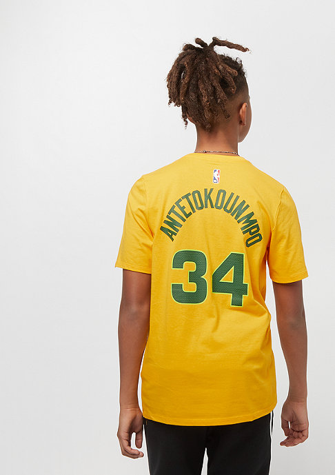 NIKE Kids NBA Milwaukee Bucks Giannis Antetokounmpo sundi