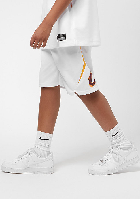 NIKE Junior NBA Cleveland Cavaliers white