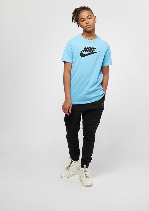 NIKE Junior Futura Icon blue gale/black