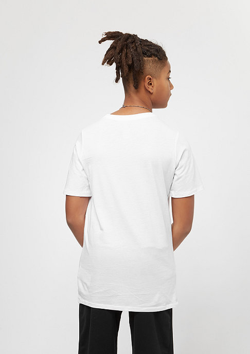 NIKE Kids Futura T-Shirt white