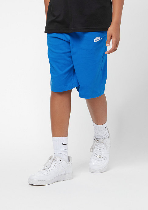NIKE Kids Sportswear Short blue nebula/white