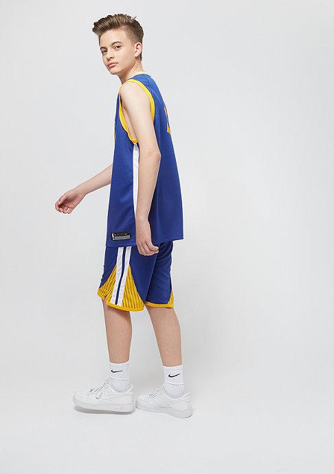 NIKE Kids NBA Golden State Warriors Jersey Stephen Curry blue