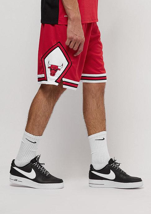 NIKE NBA Chicago Bulls Short university red/white