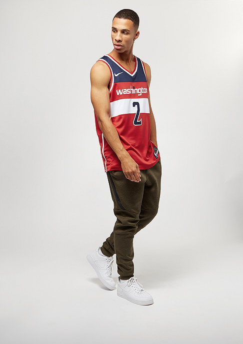 NIKE NBA Washington Wizards John Wall university red/college/white