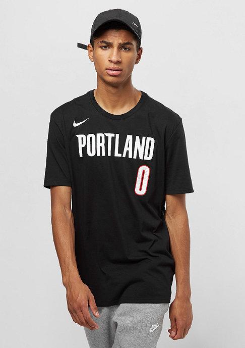 NIKE T-Shirt NBA Portland Trail Blazers Lillard