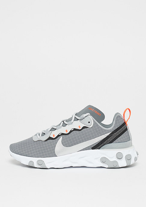 info for 5e440 0682e NIKE React Element 55 grey sneakers bij SNIPES!