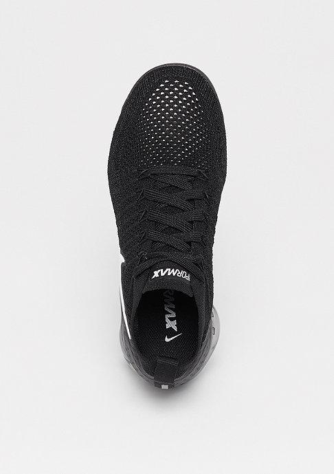 NIKE Wmns Air VaporMax Flyknit 2 black/white-dark grey-metallic silver