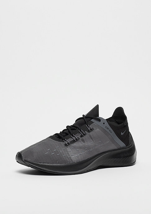 NIKE Running EXP-X14 (GS) black/dark grey-wolf grey