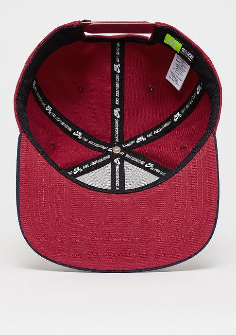 NIKE SB U NK Pro red crush/obsidian/white