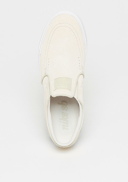 NIKE SB Zoom Stefan Janoski Slip white/light bone/white