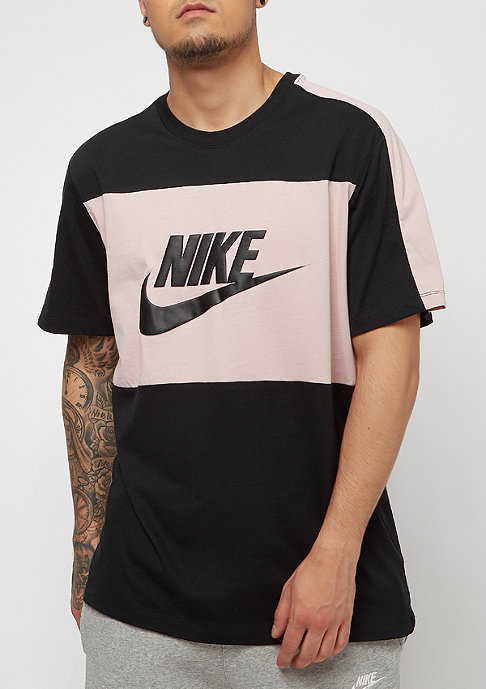 NIKE Sport Block black/particle rose/black