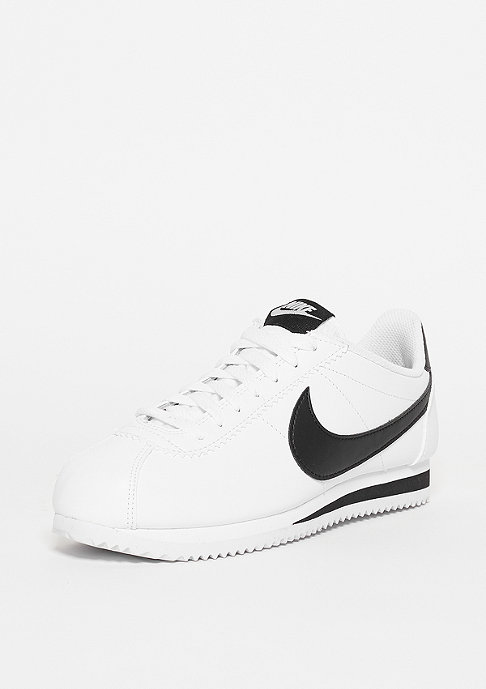 NIKE Wmns Classic Cortez Leather white/black/black