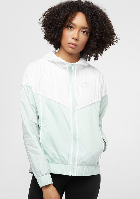 NIKE Windrunner barely grey/white/barely grey