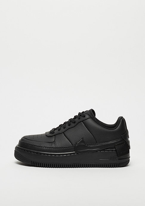 NIKE Wmns Air Force 1 Jester XX black/black-black