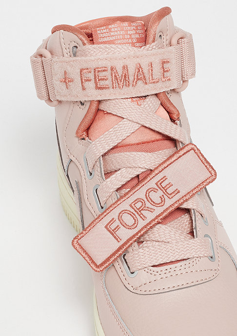 NIKE Wmns Air Force 1 high utility particle beige/particle beige